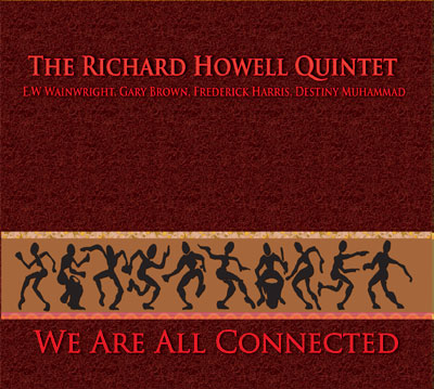 We are All Connected CD